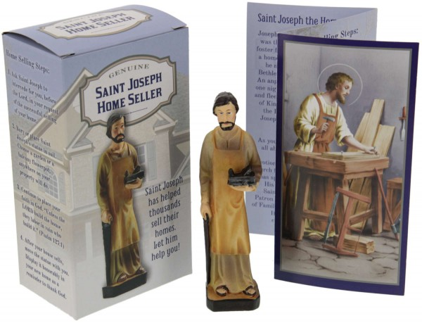 St. Joseph Home Seller Kit - English - Full Color