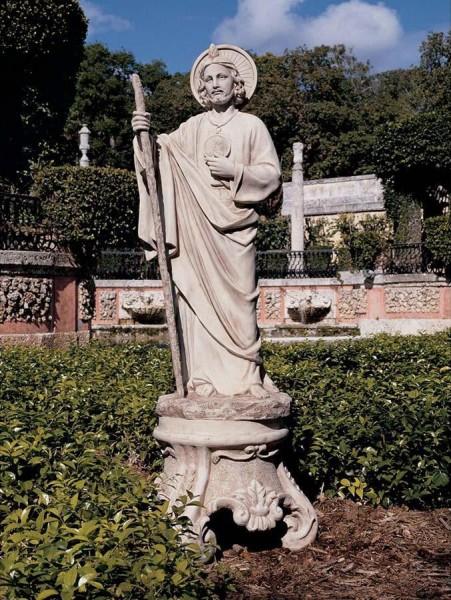 Stone Statues For Garden St jude garden statue st jude garden statue stone workwithnaturefo