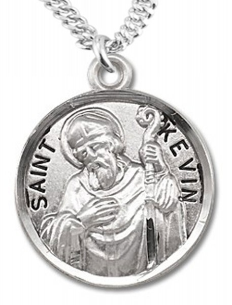 St. Kevin Medal - Silver