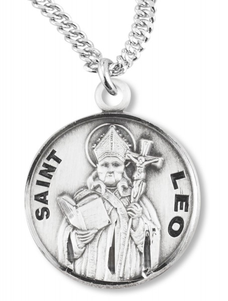 St. Leo Medal - Silver
