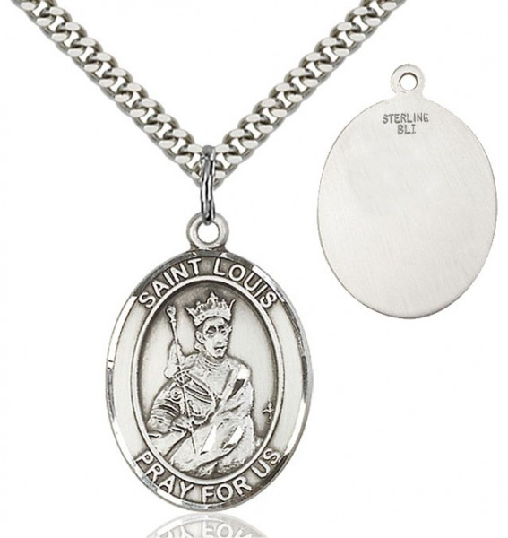St. Louis Medal - Sterling Silver