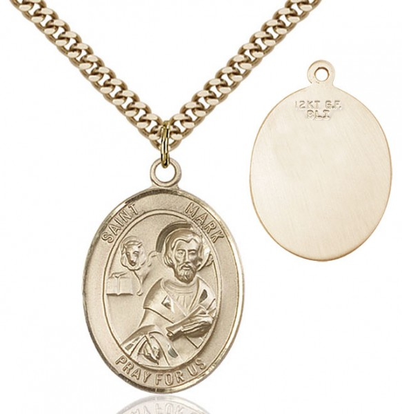 St. Mark Medal - 14KT Gold Filled