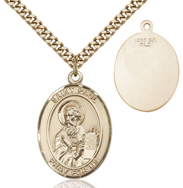 St. Paul Medal - 14KT Gold Filled