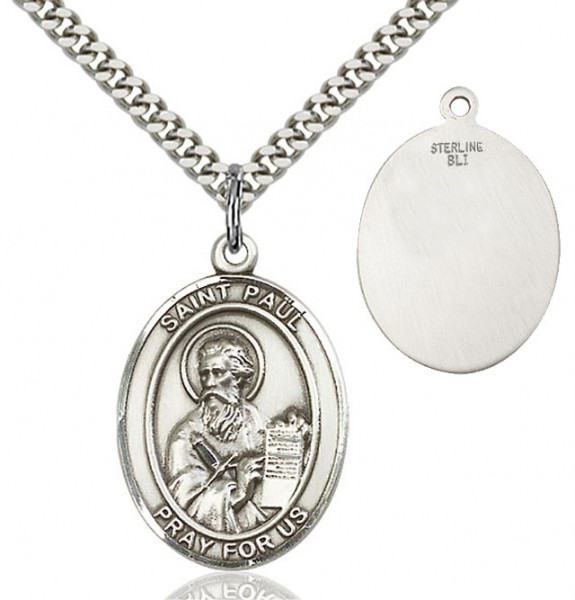 St. Paul Medal - Sterling Silver