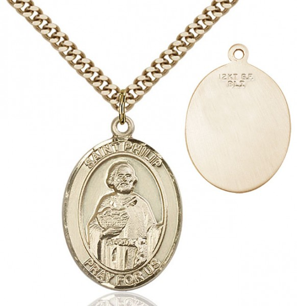St. Philip the Apostle - 14KT Gold Filled