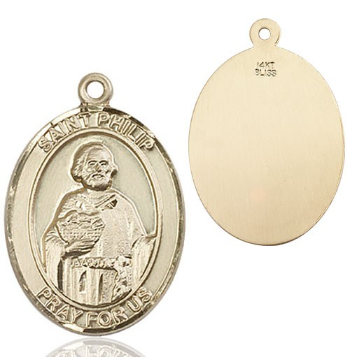 St. Philip the Apostle - 14K Solid Gold
