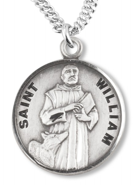 St. William Medal - Silver