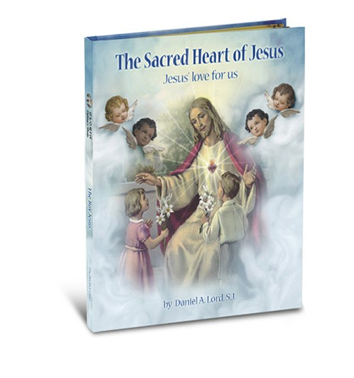 The Sacred Heart Story Book - 6 books per pack - Full Color
