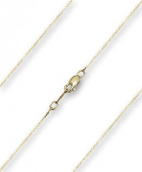 Women's Serpentine Chain with Clasp - 14KT Gold Filled