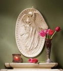 Angel of Grace Wall Plaque