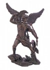 Archangel Uriel Statue - 13 1/4 Inches