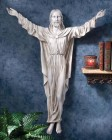 Benediction of Jesus Wall Sculpture