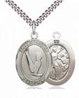 Men's St. Sebastian Gymnastics Medal