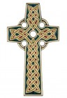 Celtic Wall Cross - 8.5 inches