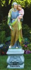 Church Size St. Joseph Statue 54.5 Inches