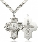 Boy's or Men's Communion 5-Way Pendant