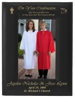 Confirmation Photo Frame Personalized Vertical