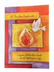 Fire of the Holy Spirit Confirmation Card