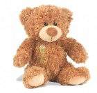 First Communion Brown Teddy Bear