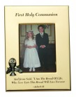 First Communion Photo Frame - Chalice