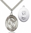 Women's St. Christopher Track and Field Medal