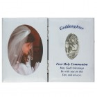 Goddaughter First Communion Plaque