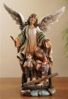 Guardian Angel 9 Inch High Statue