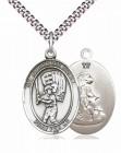 Guardian Angel Baseball Medal