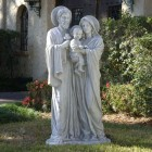 Holy Family Estate Statue