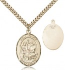Holy Family Pendant