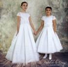 Isa Custom First Communion Dress