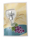 Jesus Loves Me First Holy Communion Card
