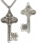 Key to Heaven Pendant with Chain