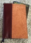 Large Deluxe Magnificat Magazine Leather Cover