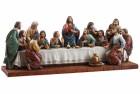 Last Supper 15 Inch Wide Statue