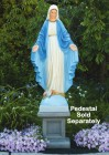 Our Lady of Grace Church Size Statue 64.75 Inches