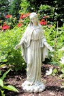Our Lady of Grace Outdoor Garden Statue 24""