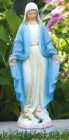 Our Lady of Grace Outdoor Statue 17.75 Inches