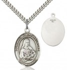 Our Lady of Grace of The Railroad Patron Saint Medal