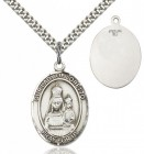 Our Lady of Loretto Patron Saint Medal