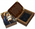 Our Lady of Mount Carmel Keepsake Box