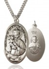 Our Lady of Mount Carmel Medal
