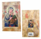 Our Lady of Perpetual Help Novena Prayer Pamphlet - Pack of 10