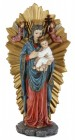 """Our Lady of Perpetual Help Statue - 10"""" H"""