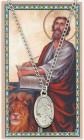 Oval St. Mark Medal with Prayer Card