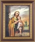 St. Joseph Framed Print
