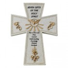 Holy Spirit Wall Cross - 6 inch