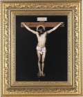 Jesus on the Cross Framed Print