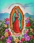Our Lady of Guadalupe Print - Sold in 3 per pack