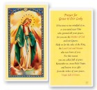 Prayer For Grace Laminated Prayer Cards 25 Pack